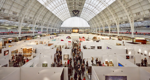 Spanish Artists at the Art16 Art Fair