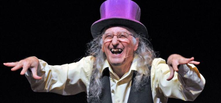 J. Tamariz at Edinburgh International Magic Festival