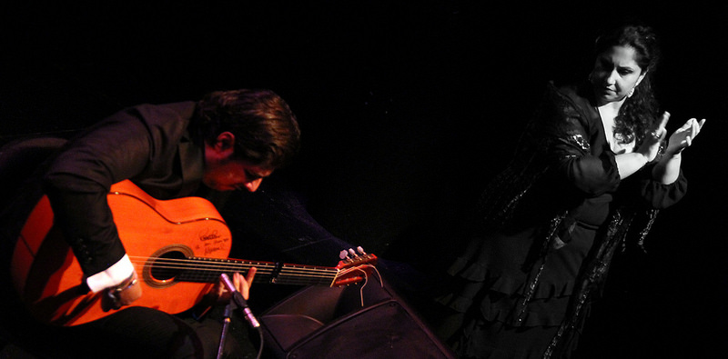 Manuel Valencia at London Guitar Festival