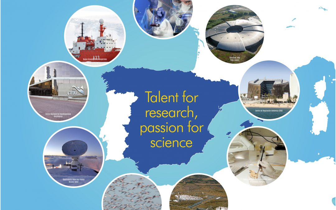 Conference: Science in Spain 2016