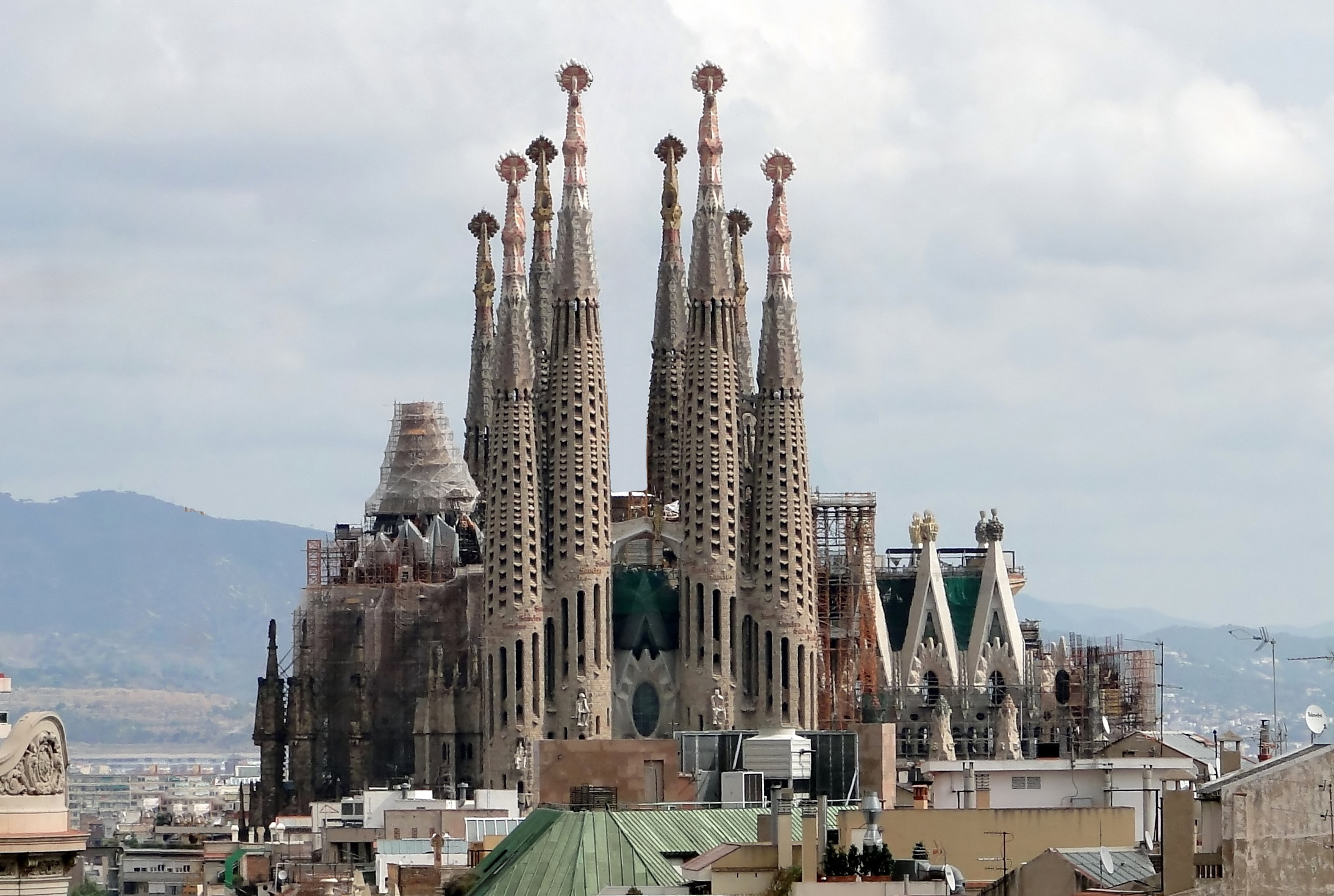 the genius of gaudí study day spanish culture science uk