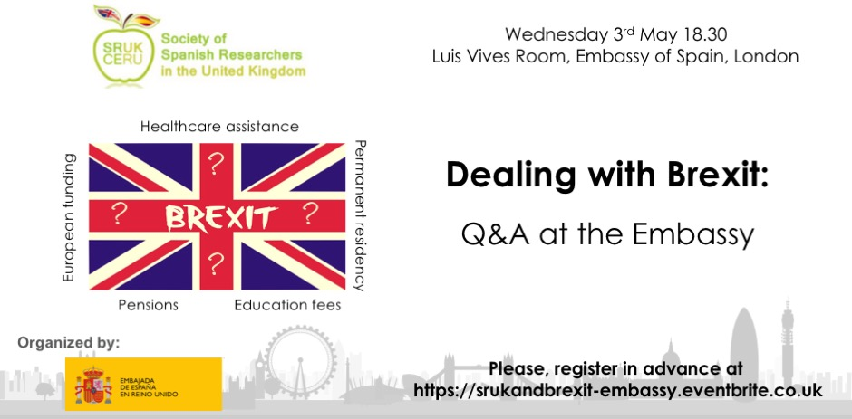 Dealing with Brexit: Q&A at the Embassy