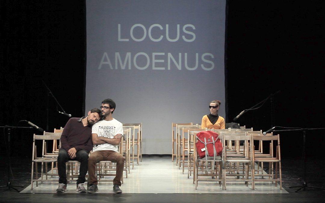 Locus Amoenus at the Edinburgh Festival Fringe