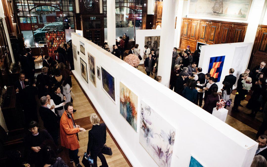 Via arts prize 2017 the visual ibero american arts prize for Sala 976 latin palace