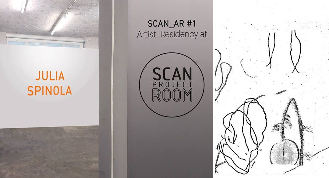 Julia Spinola at SCAN Project Room