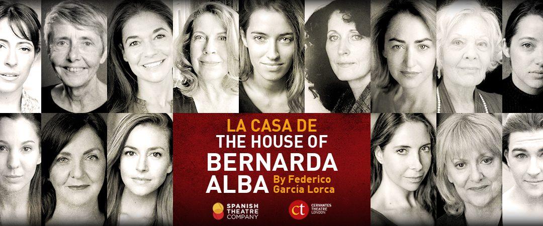 THE HOUSE OF BERNARDA ALBA, By Federico García Lorca