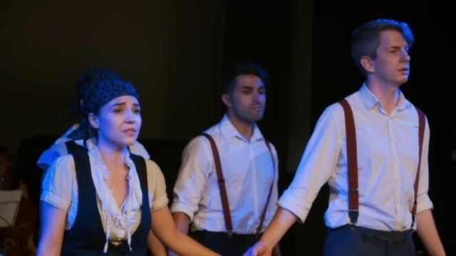 XOGA – Tragic Shakespearean couples