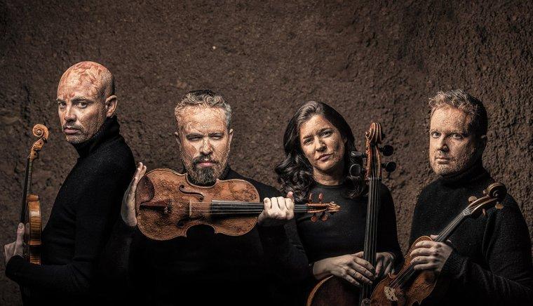 Quiroga Quartet in Concert
