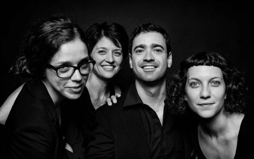 Dalia Quartet And Laura Ruiz Ferrers At St. James's Church