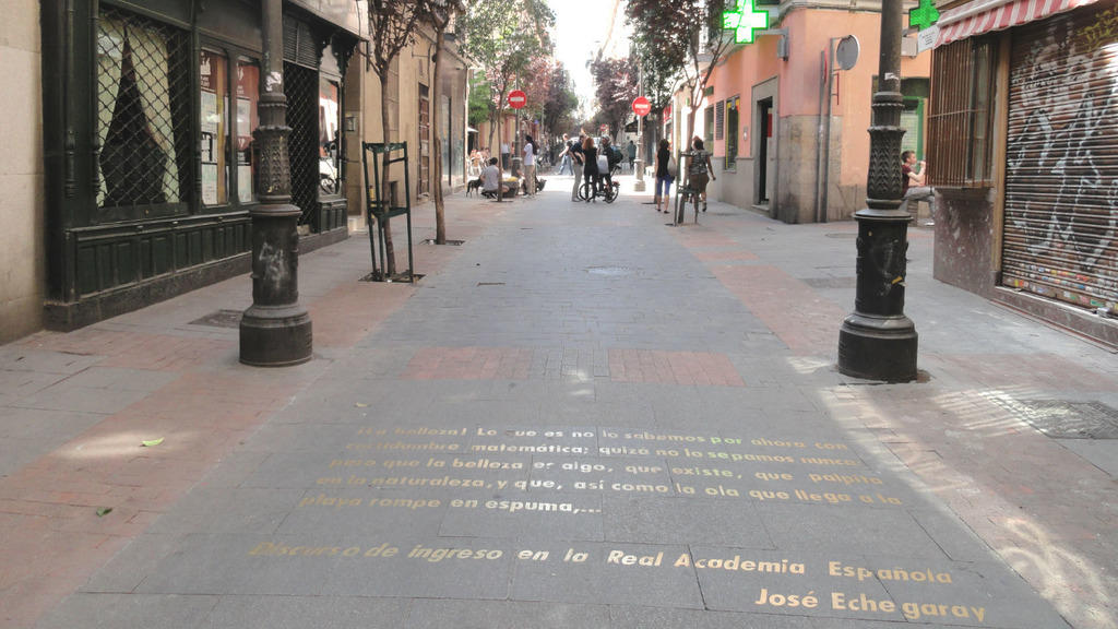 Madrid: A Literary Guide for Travellers
