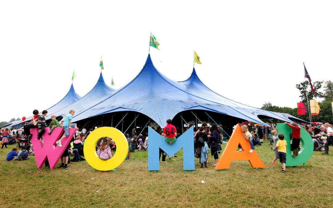 Festival: Spanish artists at WOMAD