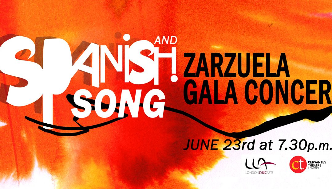 Spanish Song & Zarzuela Gala Concert