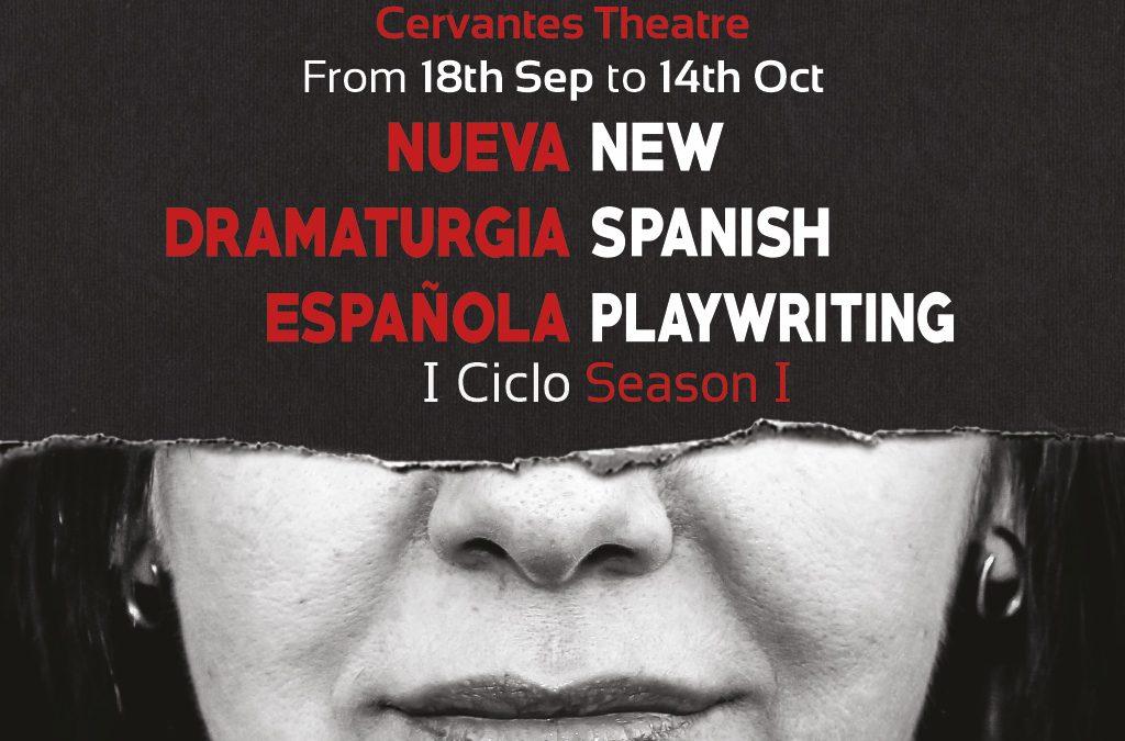 New Spanish Playwriting – Season I