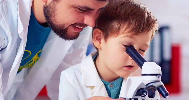 Science for Children with Native Scientist