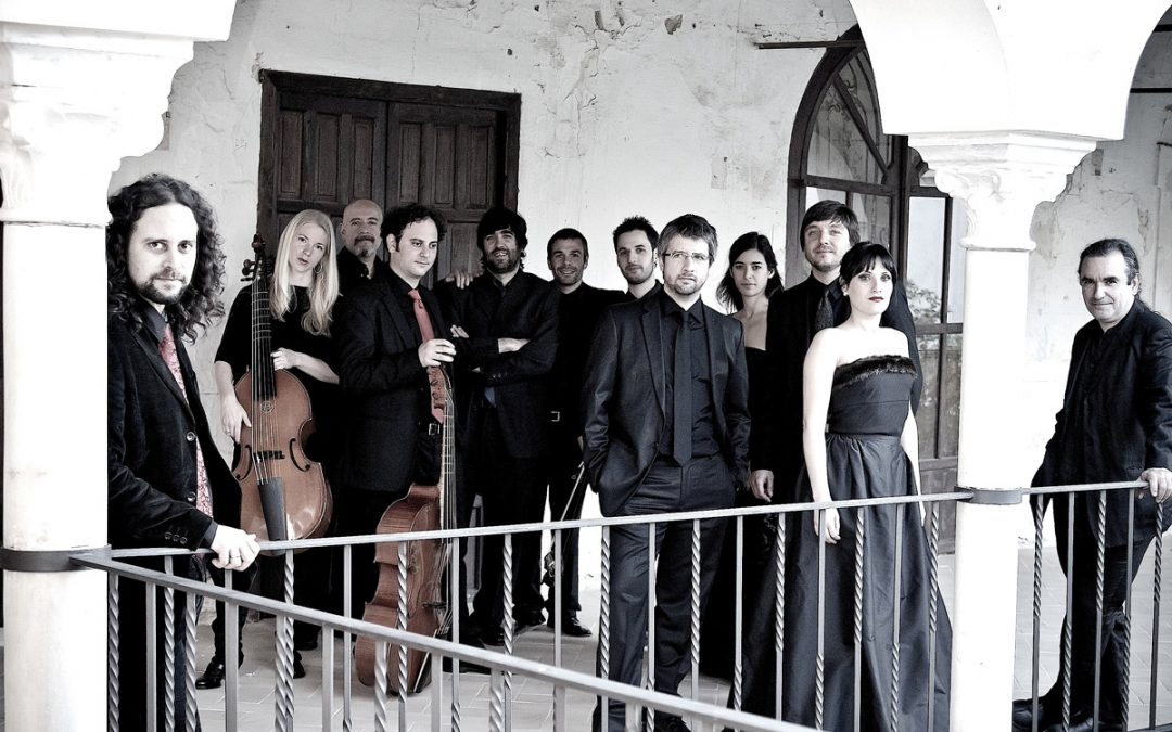 Baroque and flamenco music from Spain and the colonial Americas