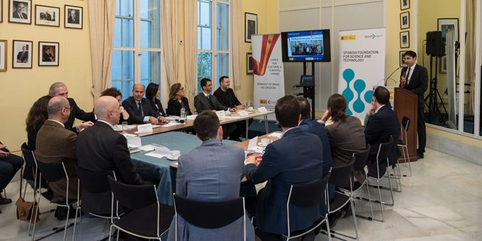 Ambassadors for Science makes scientists and diplomats work together again in London