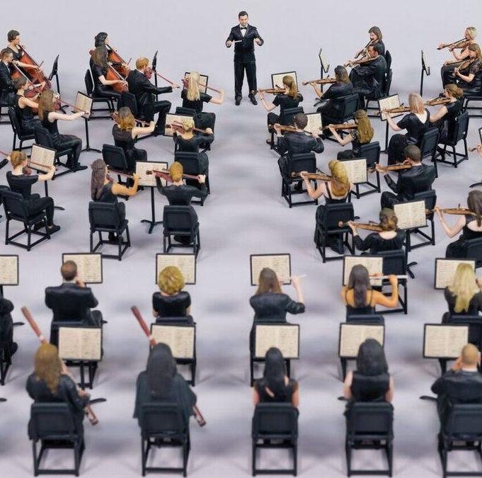 Pablo Urbina's orchestra 5th Anniversary Gala Concert at Queen Elizabeth Hall
