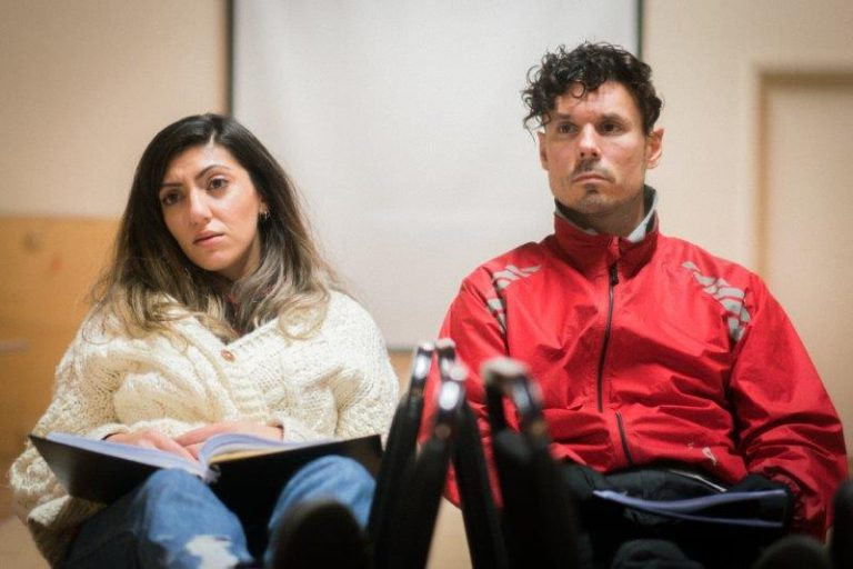 """""""Cuzco"""" at Theatre503"""