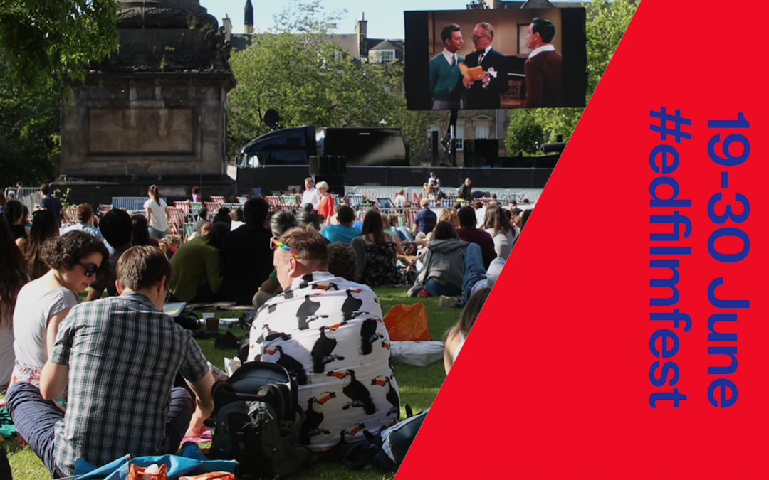The Edinburgh International Film Festival 2019