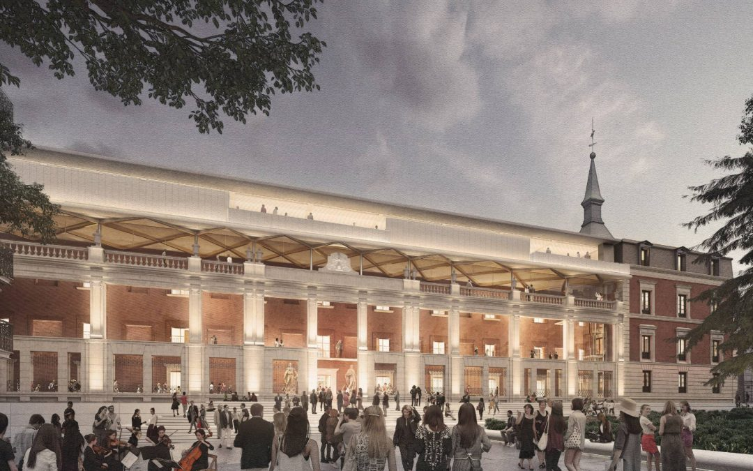 200 years of Museo del Prado, with Norman Foster