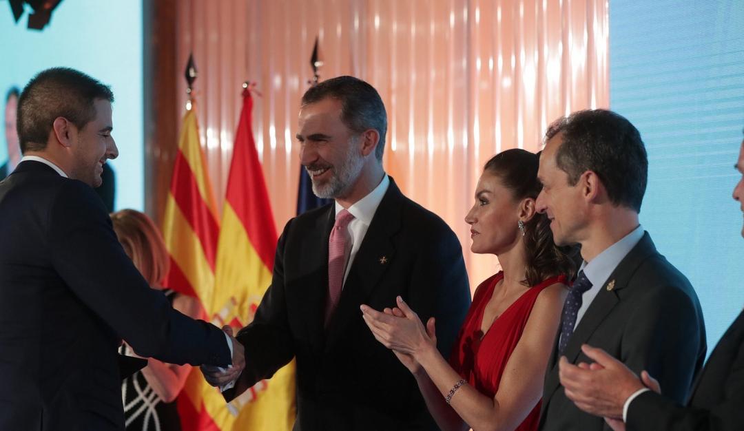 Princess of Girona Foundation Awards 2020