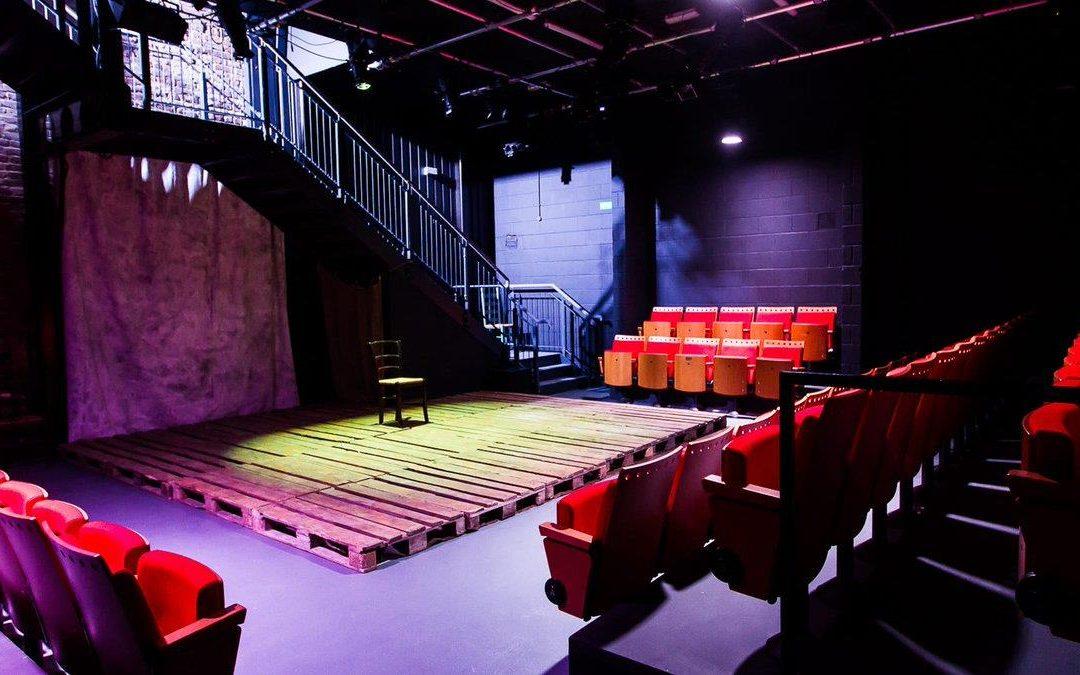 Cervantes Theater Fall Program