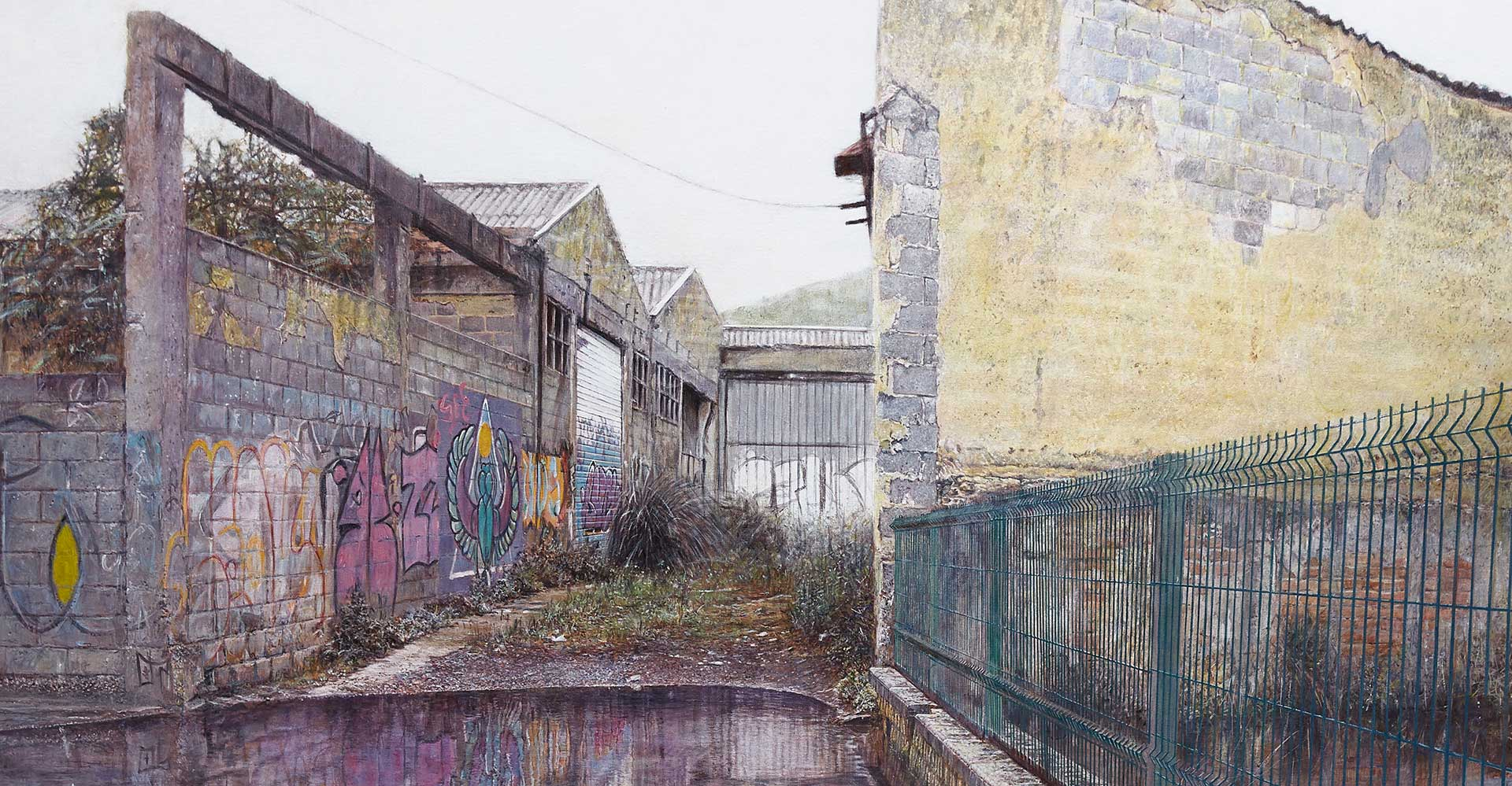 City of Shards / Ana Schmidt - SPAIN arts & culture