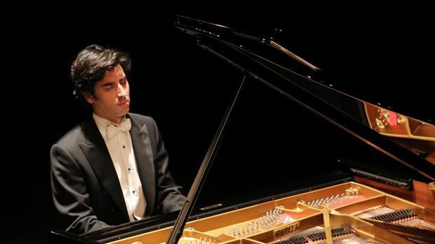Pablo Amorós in concert