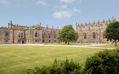 Auckland Castle, former home of the Prince Bishops of Durham, re-opens to the public following major conservation project
