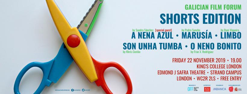 Galician Film Forum: Shorts Edition