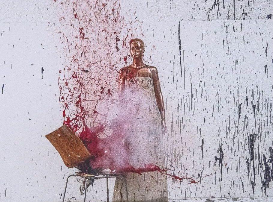 Manu Algueró – Explosive Art Exhibition