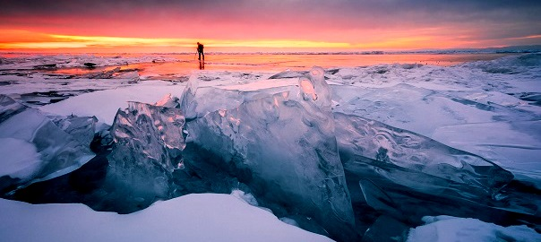 BSS Lecture: The Last Ice Project: Exploring for a Sustainable Future