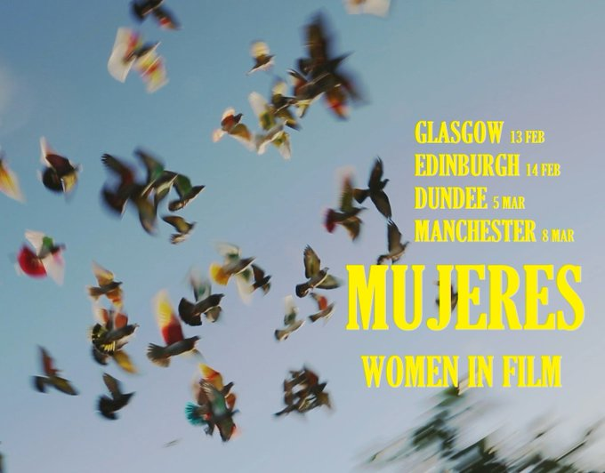 MUJERES | WOMEN IN FILM | ALTERNATIVE VALENTINES