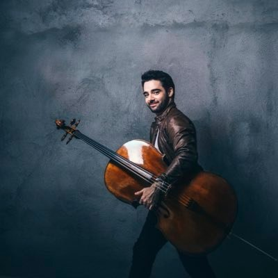 Spanish cellist Pablo Ferrández at Southbank Centre