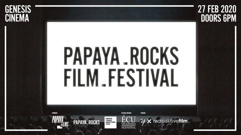 Papaya Rocks Film Festival London 2020