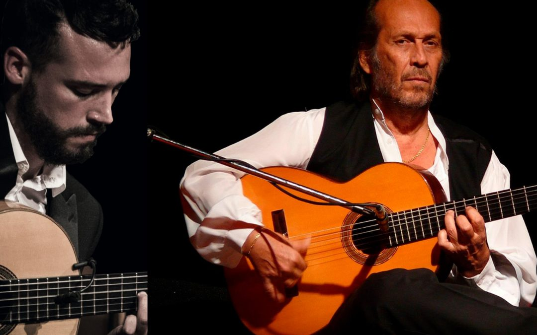 Homage to Paco de Lucia by Daniel Martínez