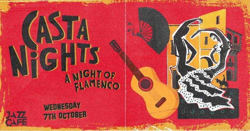 Castanights: A Night of Live Flamenco
