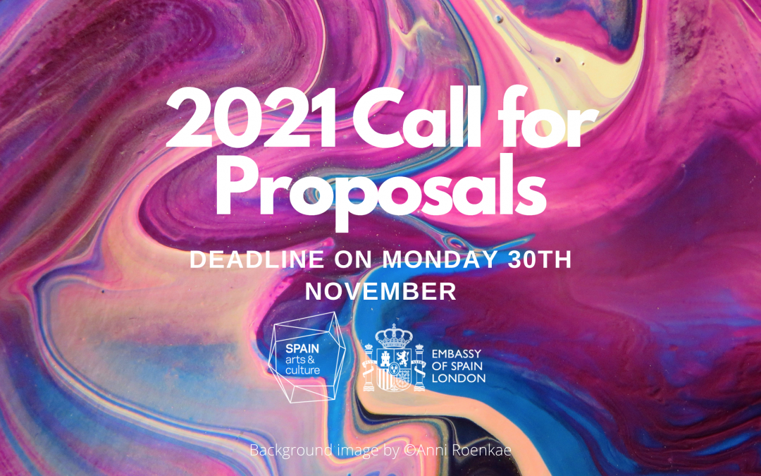 2021 Call for Proposals