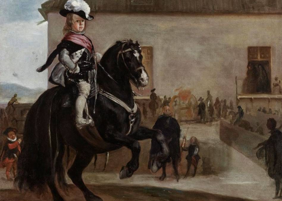 Velázquez and the Spanish Prince: Baltasar Carlos in the Riding School