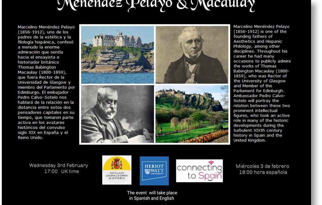 Menéndez Pelayo & Macaulay conference