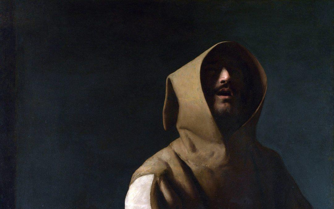Surface and Depth: Zurbarán's Saint Francis in Meditation