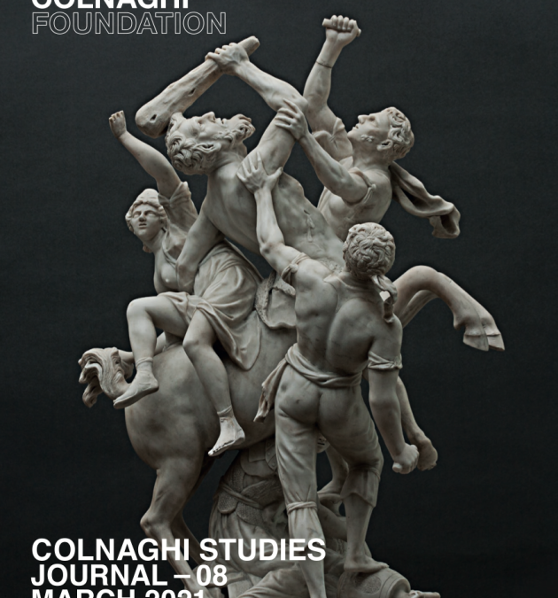 Colnaghi Studies Journal 8