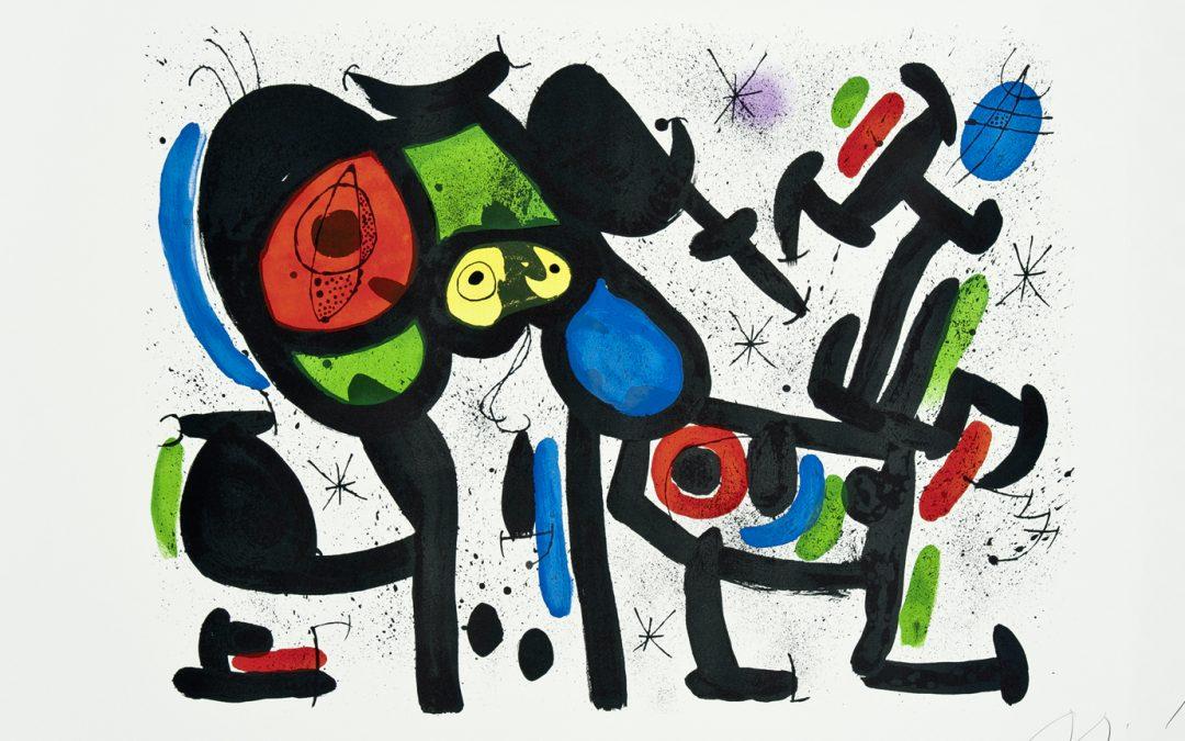 Joan Miró. La Gran Belleza