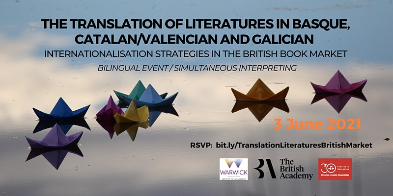 The translation of literatures in Basque, Catalan/Valencian and Galician