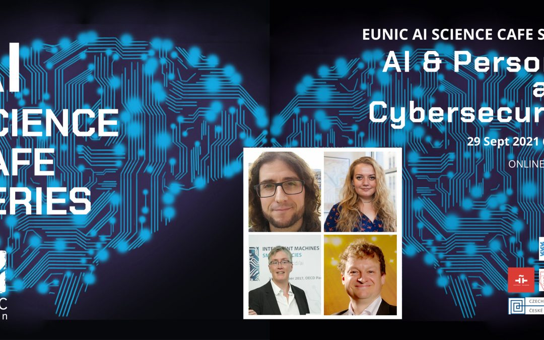 EUNIC AI Science Café: AI & Personal and Cybersecurity